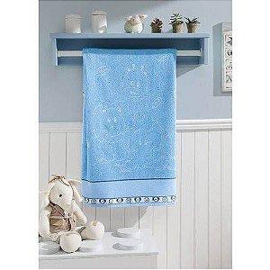 Toalha de banho infantil para borda