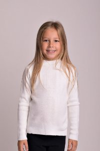 Blusão Tricot Infantil