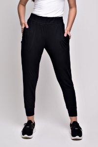 Calça Visco Cropped Jogging