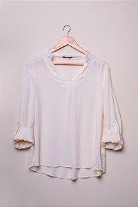 Camisa Lisa Viscose