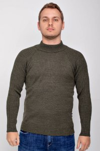 Blusão Raglan Gola Baixa Masculino