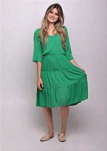 Vestido Alana Liso
