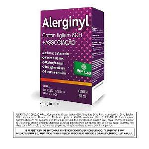 Alerginyl 20 ml Waldomiro Pereira
