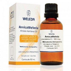 Arnica montana D3 50 ml (Líquido)