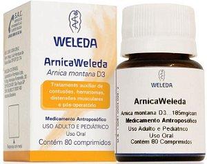 Arnica montana D3 80 comprimidos