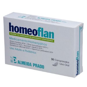 Homeoflan 30 comprimidos
