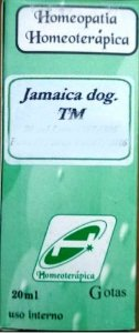 Jamaica dog. TM 20 ml
