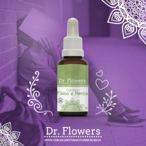 Dr Flowers Cansaço Físico e Mental 31 ml