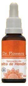 Dr Flowers Sensação de Falta de Memória 31 ml