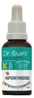 Dr Flowers Kids Hiperatividade 31 ml