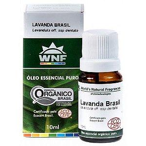Óleo Essencial Lavanda Brasil WNF 10ml