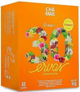 Chá 30 Ervas 60 Sachês