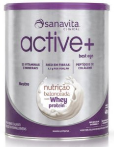 Active+ Best Age Neutro 400 g