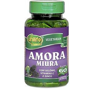 Amora Miura 500 mg 60 Cápsulas