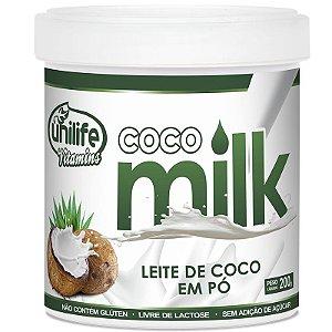 Coco Milk - Leite de Coco em Pó 200g