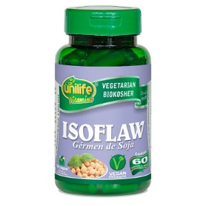 Isoflaw Gérmen de Soja 500 mg 60 Cápsulas
