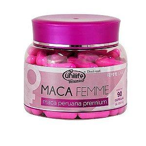 Maca Peruana Premium 550 mg 90 Cápsulas