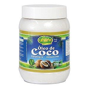 Óleo de Coco Extra Virgem 1000 ml