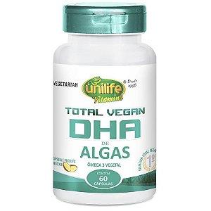 Ômega 3 Vegetal DHA 700 mg 60 Cápsulas