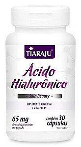 Ácido Hialurônico 65 mg 30 Cápsulas