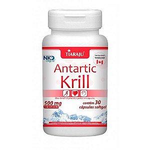 Antartic Krill 500 mg 30 Cápsulas