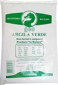 Argila Verde 1000g
