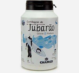Cartilagem de Tubarão 700 mg 100 Cápsulas