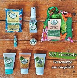Kit Travessia -  9 itens para curtir a natureza!