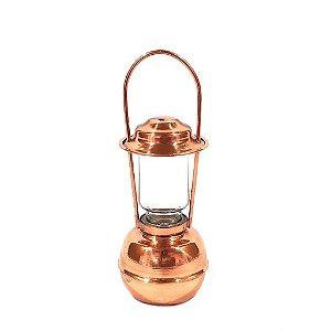 Miniatura de Lampião em Cobre