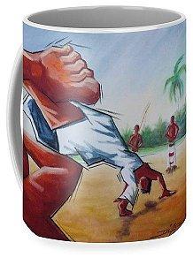 Caneca Capoeira de Compasso