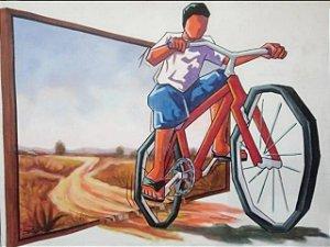 Menino na Bicicleta