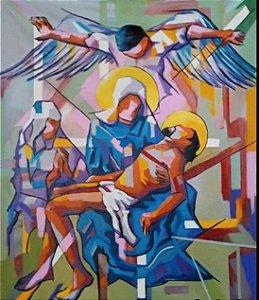Giclée: La Pietá