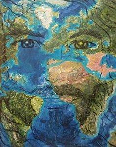 Giclée: Cristo em Todos os Lugares