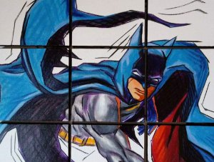Giclée: Batman