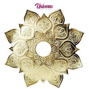 Prato Athenas para Arguile Dourado