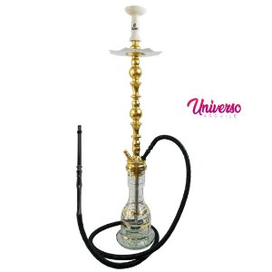 Kit Arguile Cronos Gods of Hookah Economic ESCOLHA A COR