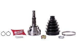 Junta Homocinetica Ford KA 1.0 8V Zetec Rocam Fixa Sem ABS 01/2000 até 2014 ALB1721-1139 - ALB17211139