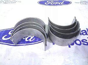 Casquilho Movel Motor Cummins Serie B/BT/BTA 4/6C(UNIDADE) PR ou Jogo Bronzina Biela 025 F250 F350 F4000 Cummins Mecanico - 3901171 025