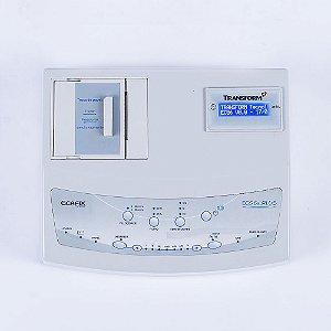 Eletrocardiógrafo ECG-6 Plus - Ecafix Funbec