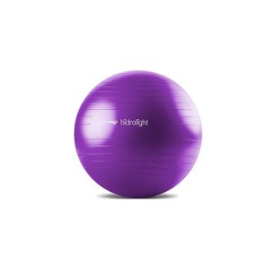 Bola para Pilates Roxa 65cm - Hidrolight
