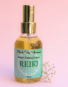 Spray Reiki