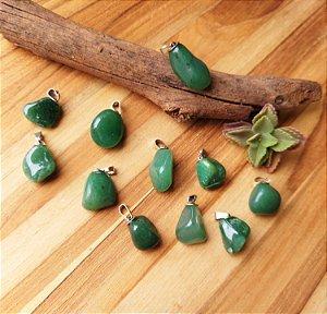 Pingente Quartzo Verde