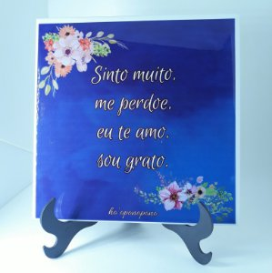 "Azulejo Decorativo ""ho'oponopono"""