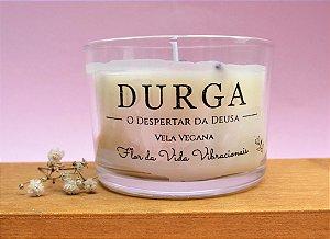 Vela vegetal  Durga - O Despertar da Deusa