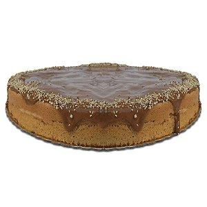 Torta de Baunilha FIT
