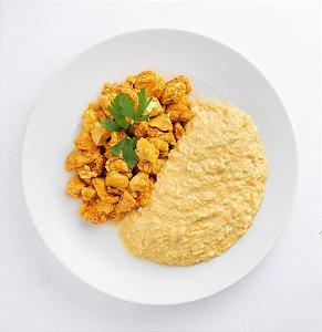 MarmiFit - Creme de Milho com Frango em Cubos - 350g