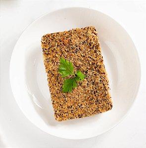 MarmiFit - Quibe de Quinoa recheado c/ cottage e requeijão lacfree - 300g
