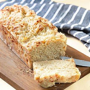 Pão Artesanal de Parmesão - 365g