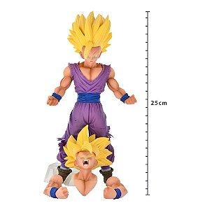 Action Figure - Figure Dragon Ball Super - Gohan Super Sayajin - Legend Battle - Banpresto