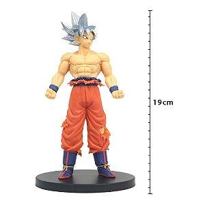 Action Figure Dragon Ball Super - Goku Instinto Superior - Creator X Creator Ver. B - Banpresto